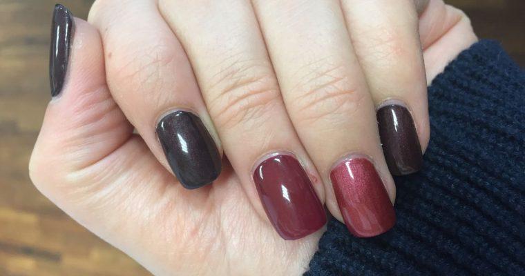 [vor Ort] Gel-Nägel und Nail-Art