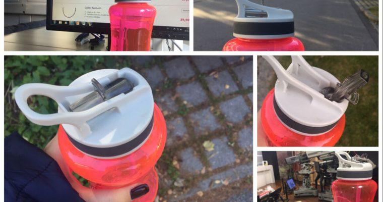 [Monats-Challenge] Oktober: 3 Liter Wasser