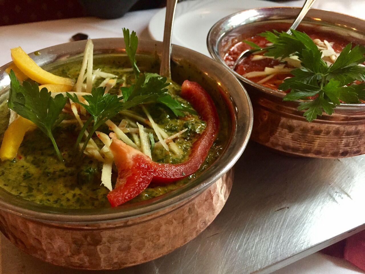 [vor Ort] indisch dinieren im TAJ