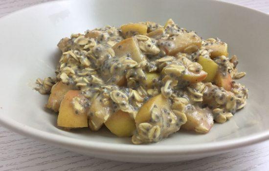 [Porridge] ApplePie-Oats