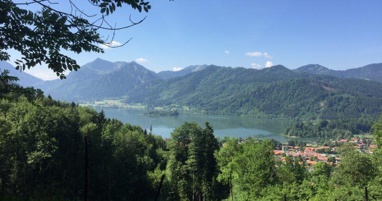 [Wanderung] 26.000 Schritte am Schliersee