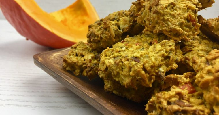 Pumpkin-Oat-Cookies