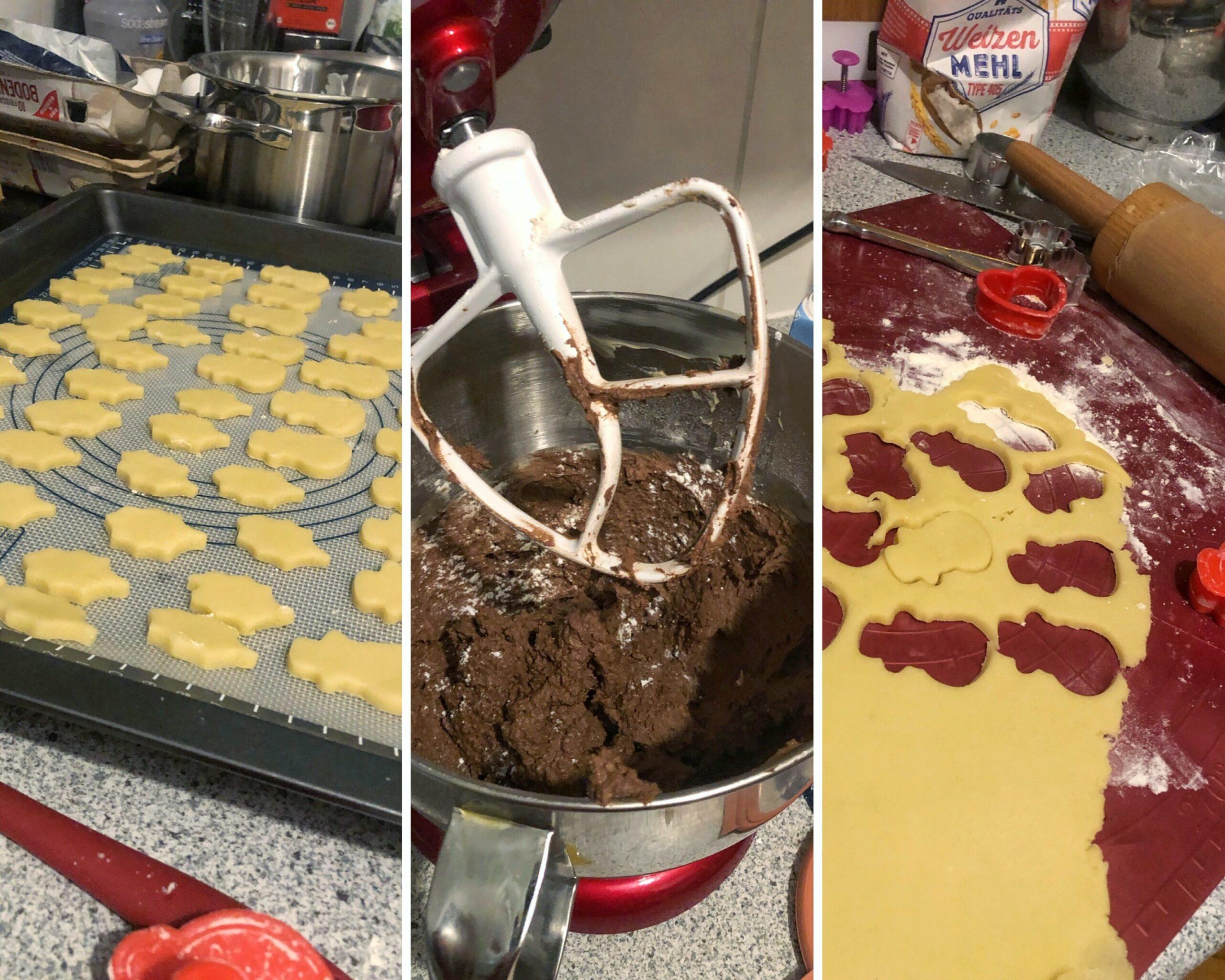 Backtipps für die Weihnachtsbäckerei